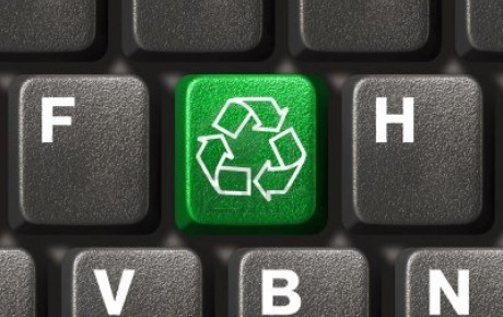 4470897-computer-keyboard-with-recycling-symbol-technology-concept